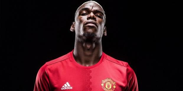 OFFICIEL: Pogba pour 5 ans à Manchester United - La Libre
