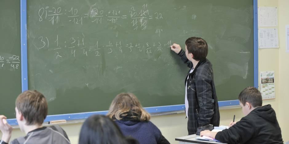 Pour améliorer les résultats en mathématiques, regarder vers la Flandre (et l'Asie)