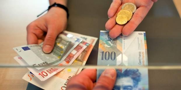 Comment les 4 milliards de francs placés en Suisse échappent au fisc belge - La Libre