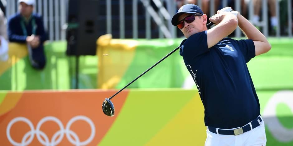 Coup exceptionnel d'un golfeur lors du tournoi olympique (VIDÉO)