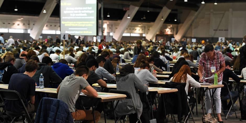Etudes de médecine: Le Conseil d'État suspend le classement des étudiants ayant introduit un recours