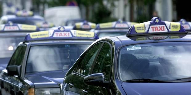 Un chauffeur de taxi molesté à la gare de Bruxelles-Central - La Libre