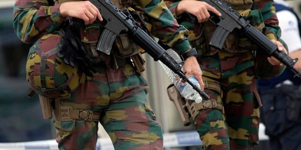 Démissions en série dans l'armée, en raison d'une charge de travail trop élevée - La Libre