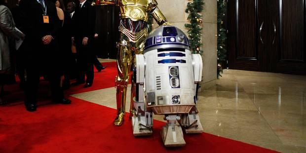 """Décès de l'acteur Kenny Baker, le R2-D2 de """"La guerre des étoiles"""" - La Libre"""