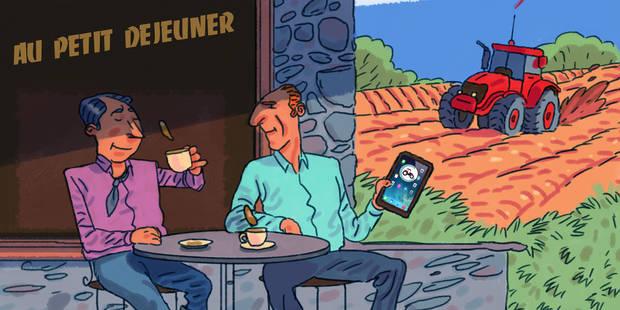 En 2046, le travail sera numérique (1/4) - La Libre