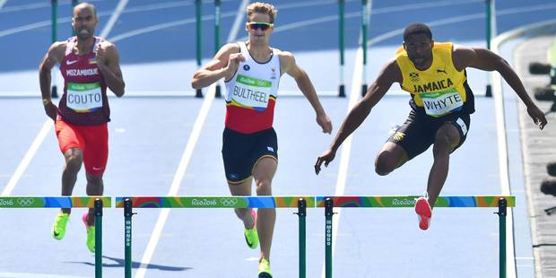 Cette nuit à Rio: pas de finale pour Bultheel, 3ème médaille d'or pour Kenny - La Libre