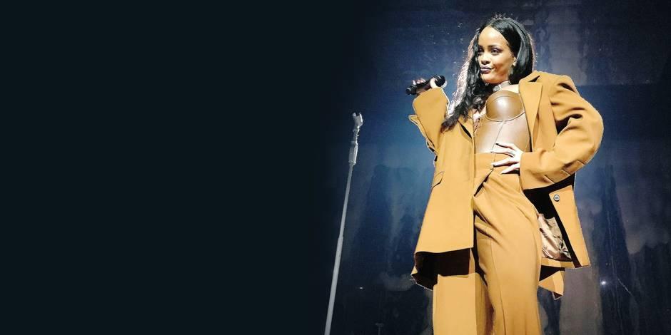 Pukkelpop: Rihanna en pays limbourgeois - La Libre