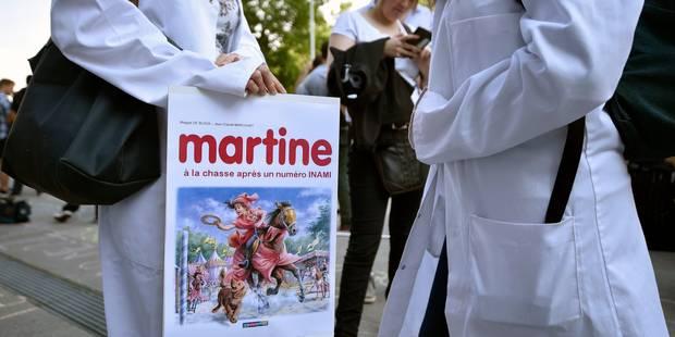 Il n'y aura pas de grève des étudiants en médecine sans l'aval des hôpitaux - La Libre
