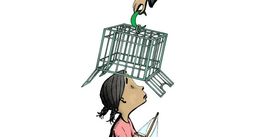 Et si on interdisait le voile islamique des petites filles ?