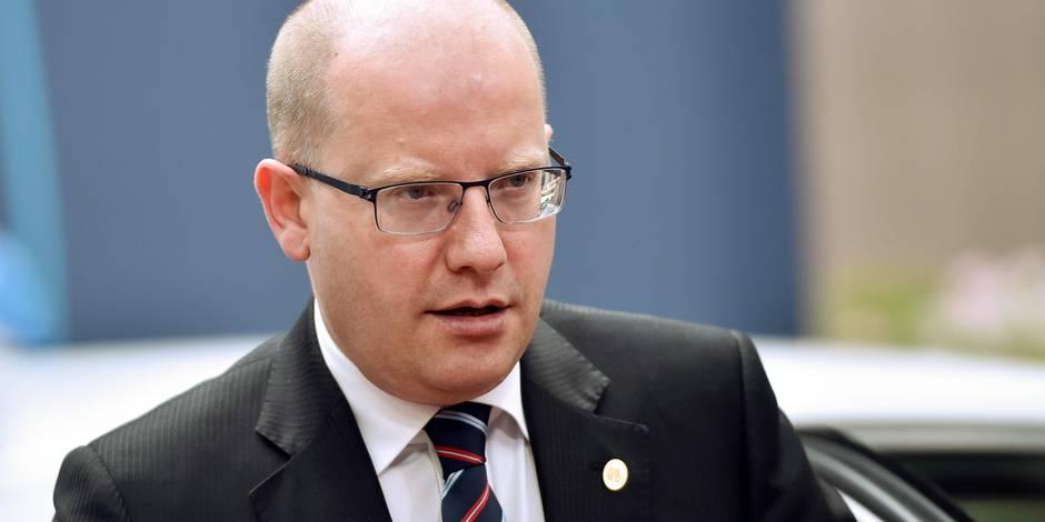"""Le Premier ministre tchèque ne veut pas d'une """"forte communauté musulmane"""" dans son pays"""
