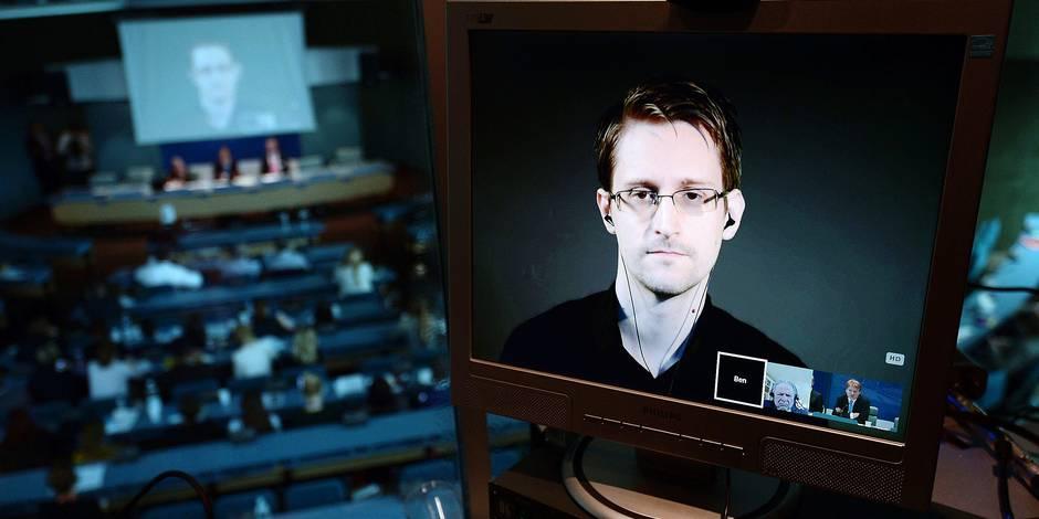 Snowden, trois ans d'exil