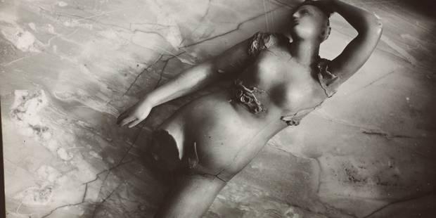 La mélancolie sublime de Josef Sudek (PHOTOS) - La Libre