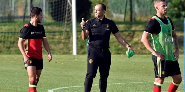 """Martinez: """"Nous ne savons pas encore si Marouane sera opérationnel"""" (VIDEOS) - La Libre"""