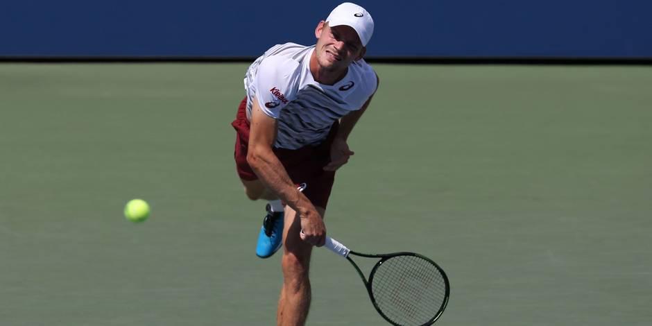 US Open: David Goffin et Yanina Wickmayer sortent par la petite porte