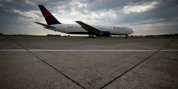 Un tiers de vols en moins depuis les Etats-Unis - La Libre