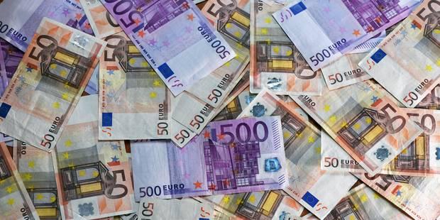 L'euro remonte un peu face au dollar malgré les espoirs d'une hausse des taux américains - La Libre