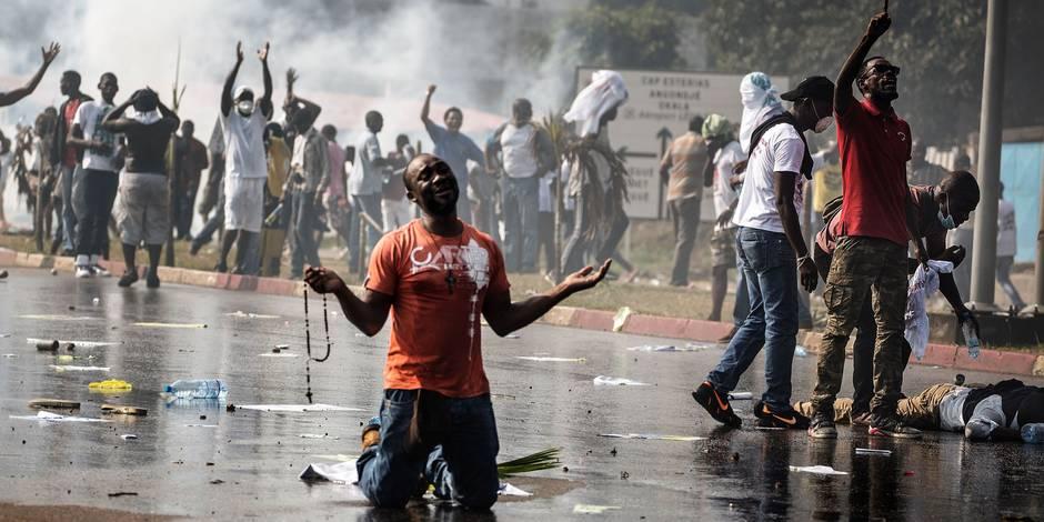 Présidentielle au Gabon: heurts entre forces de l'ordre et manifestants à Libreville après la réélection d'Ali Bongo