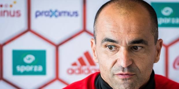 """Roberto Martinez : """"Chypre c'est vital !"""" - La Libre"""