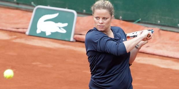 Kim Clijsters intégrera le International Tennis Hall of Fame en 2017 - La Libre