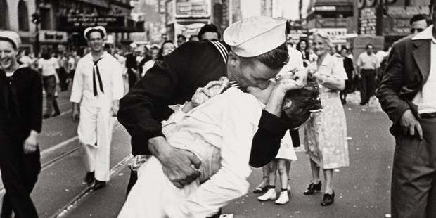 Photo: décès de la femme embrassée à New York par un marin à la fin de la guerre - La Libre