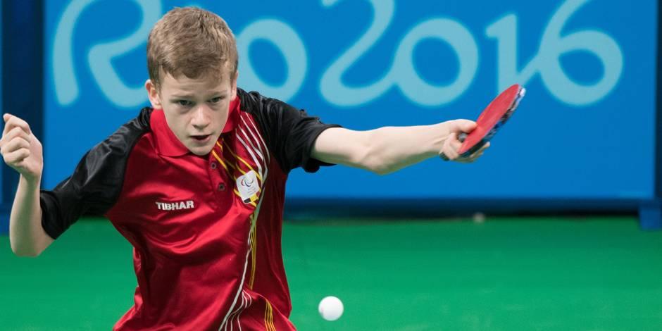 Jeux Paralympiques : Devos et Van Acker rapportent deux nouvelles médailles