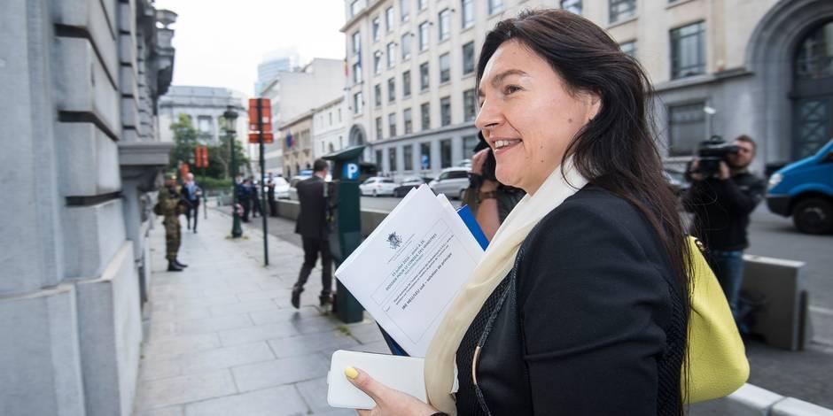Taxe nucléaire: une erreur du cabinet Marghem pourrait coûter des millions d'euros