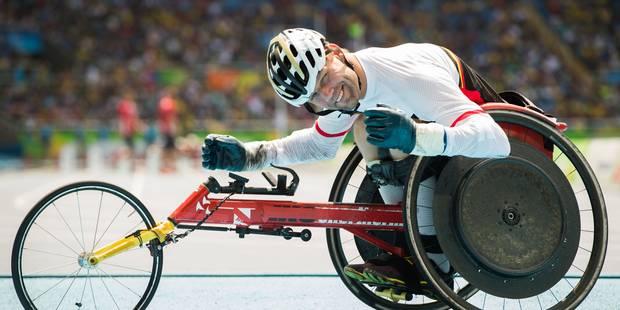 Les Jeux paralympiques de Rio en cinq points marquants - La Libre