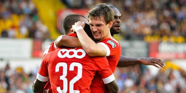 L'effet Jankovic perdure au Standard, vainqueur à Lokeren (0-1) - La Libre