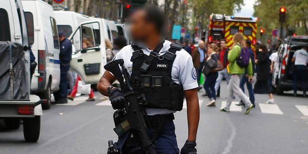 Fausse alerte terroriste à Paris: des hackers soupçonnés - La Libre