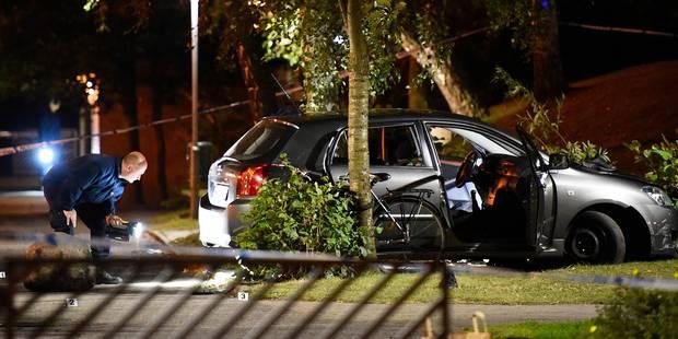 Suède : quatre blessés après une fusillade à Malmö - La Libre