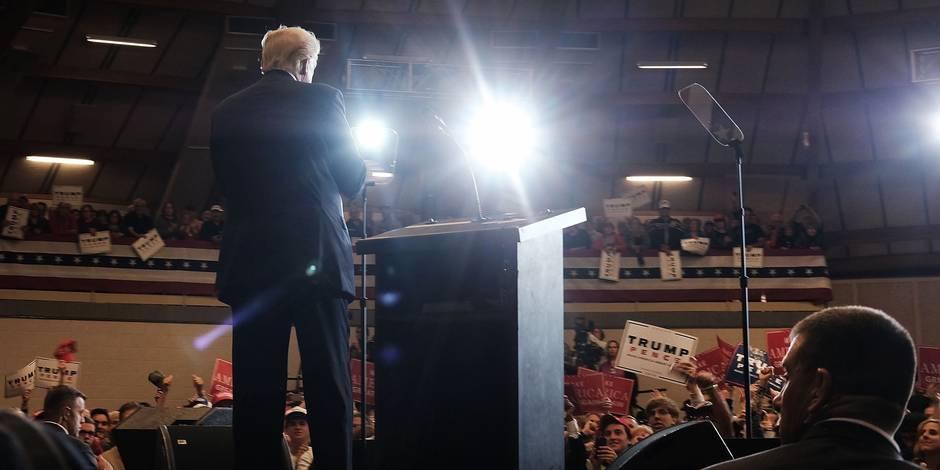 Diplomatie pour les nuls: le naturel braggadocien de Trump - La Libre