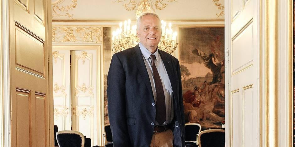 """L'an 1 du gouverneur Jamar: """"Liège a un potentiel énorme qu'elle ignore parfois"""" - La Libre"""