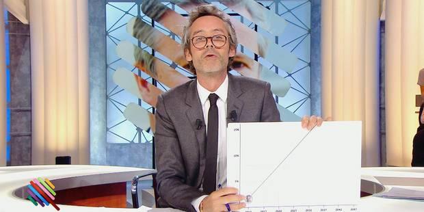 Laurent Bon, l'homme invisible qui rallume la télé - La Libre