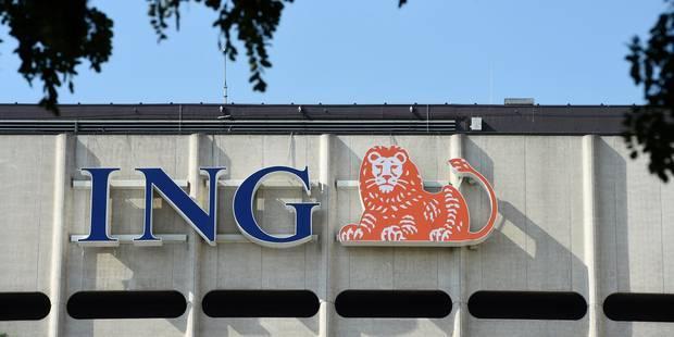 ING Belgique a versé sept milliards d'euros à sa maison-mère en dix ans - La Libre