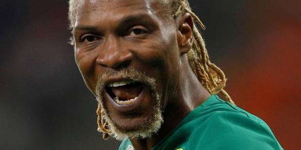 L'ancien footballeur camerounais Rigobert Song victime d'un AVC - La Libre