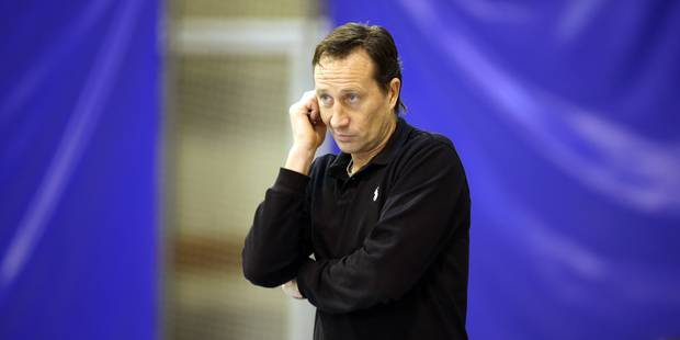 Hockey: l'entraîneur Kholopov suspendu un an - La Libre