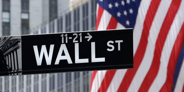 Wall Street baisse à l'issue d'une séance hésitante - La Libre