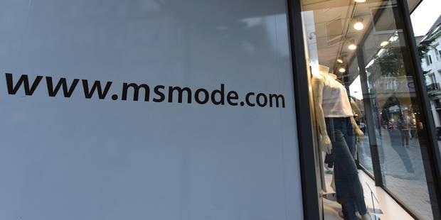 MS Mode : failli et repreneur ne font qu'un - La Libre