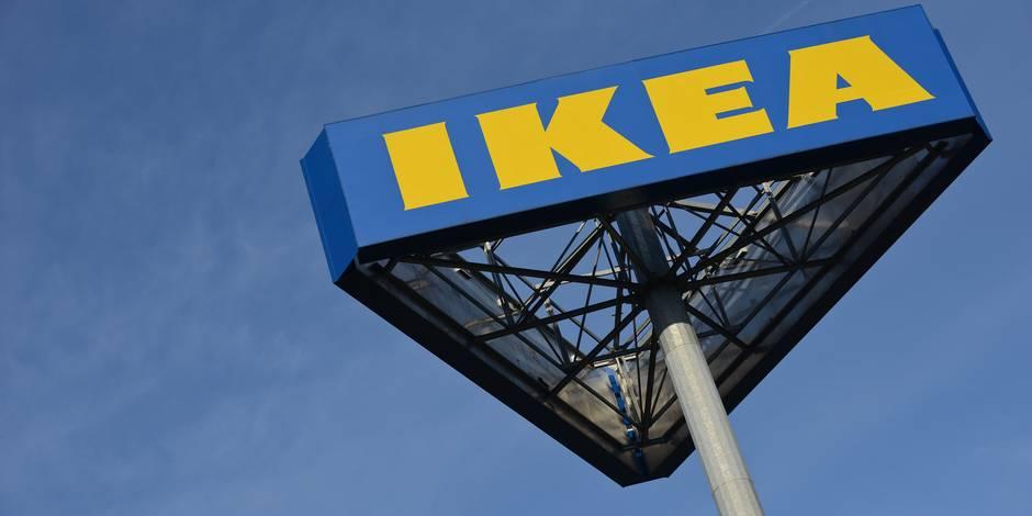 Ikea: la Belgique sera le deuxième pays à introduire la plateforme d'e-commerce