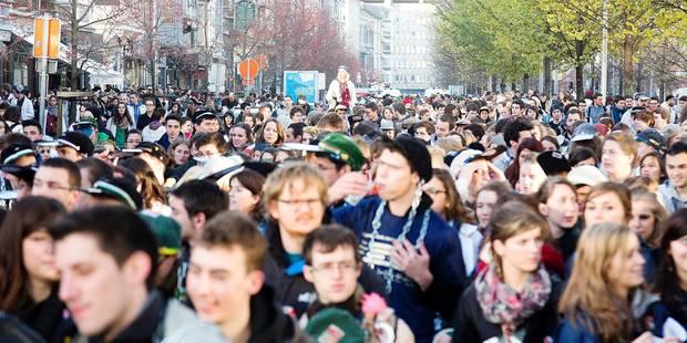 Liège: Festivité estudiantine rime avec sécurité - La Libre