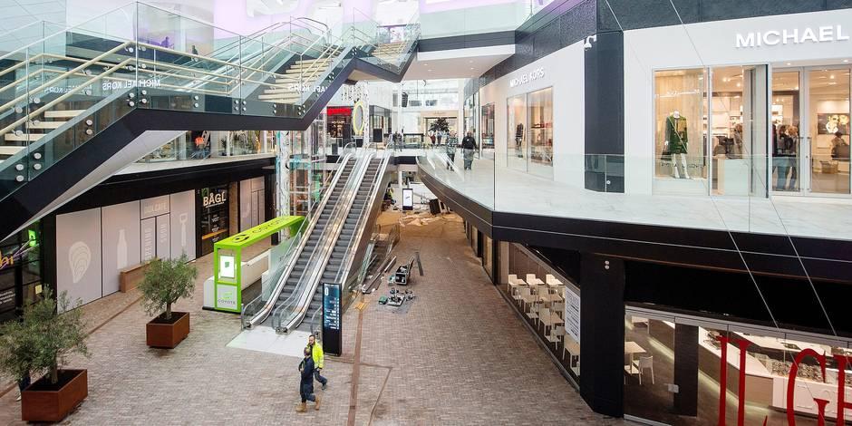 Docks Bruxsel vise 8 millions de visiteurs par an - La Libre