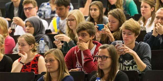 Emanciper les étudiants, les aider à être des citoyens responsables - La Libre