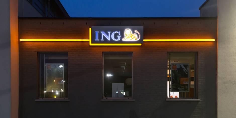 """ING: les agents bancaires indépendants sont-ils """"les oubliés du désastre""""?"""