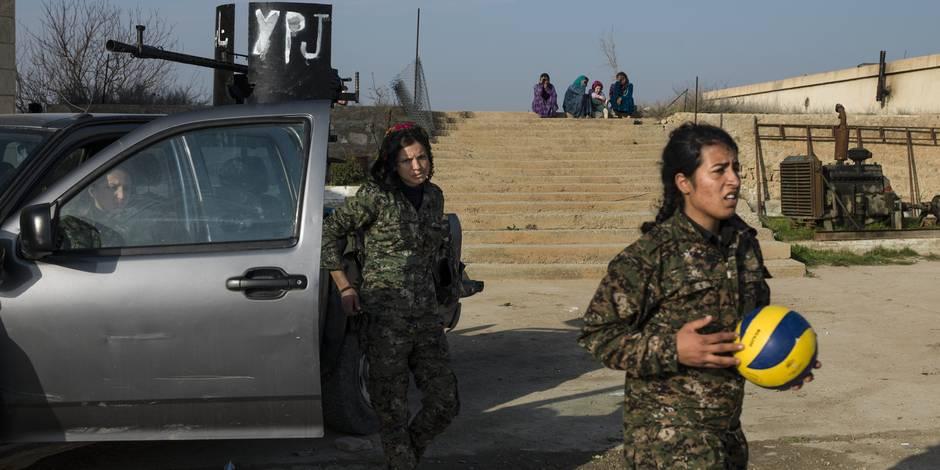 Syrie: offensive sur Raqa dans les prochaines semaines, estiment Londres et Washington