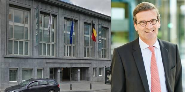 Bernard Gilliot prendra la présidence de la FEB au printemps prochain - La Libre