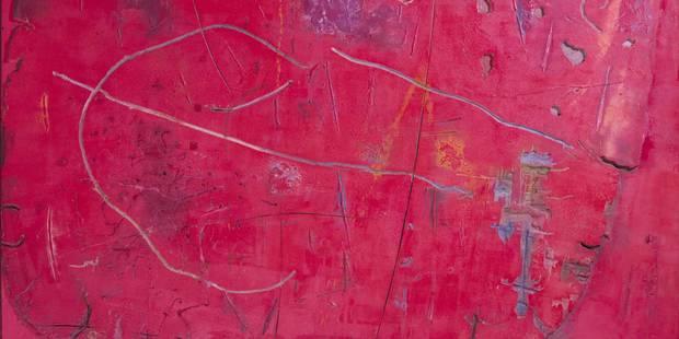 Des Pollock et Dubuffet, mais japonais - La Libre