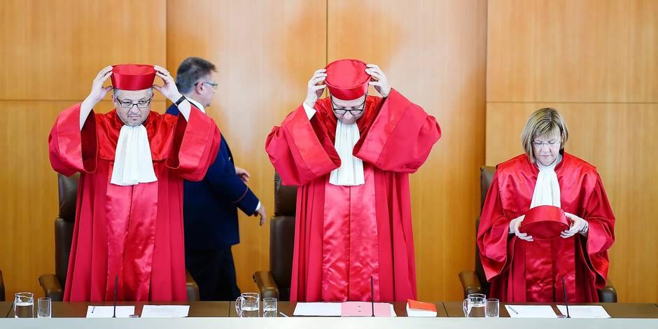 German Constitutional Court ruling on CETA