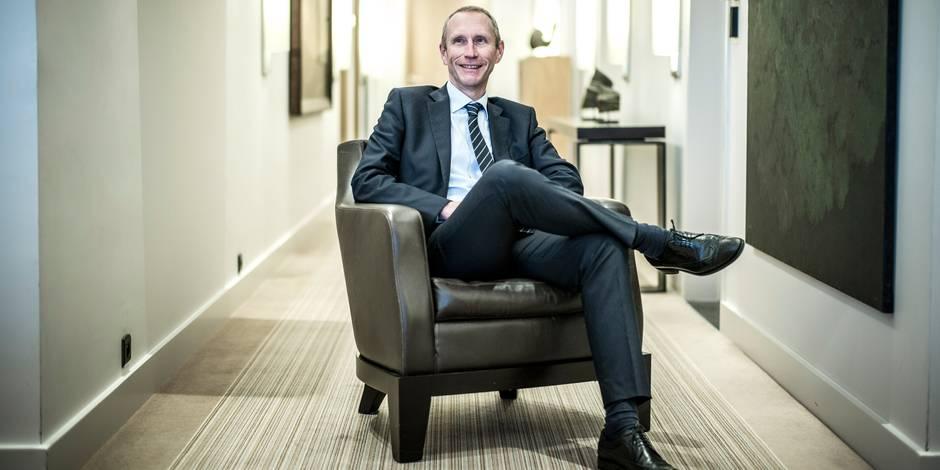 """Thierry Smets: """"Le private banking va devoir se réinventer"""" - La Libre"""