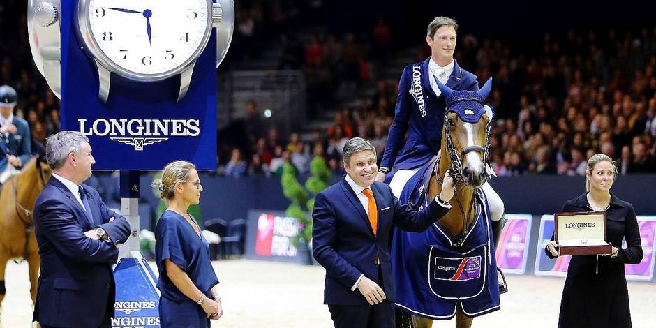 Equitation: Doublé allemand à Lyon - La Libre