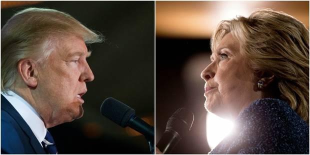 Les rebondissements en série de la présidentielle américaine - La Libre